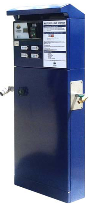 Water dispensing machine WD2500